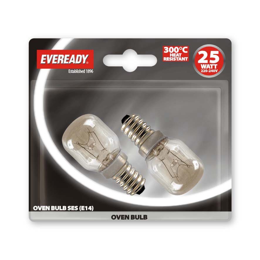Eveready Oven Lamp 15w SES